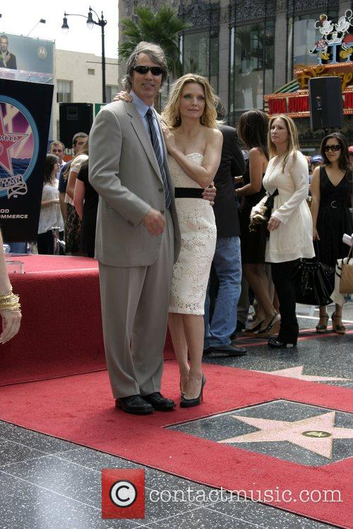 David E Kelley and Michelle Pfeiffer 5