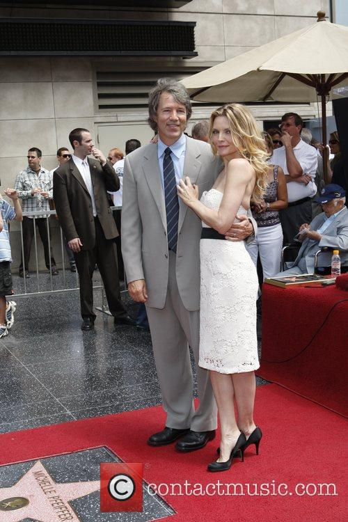 David E Kelley and Michelle Pfeiffer 11