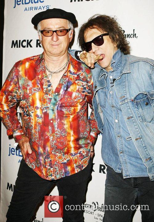 Robert M. Knight and Mick Rock 3