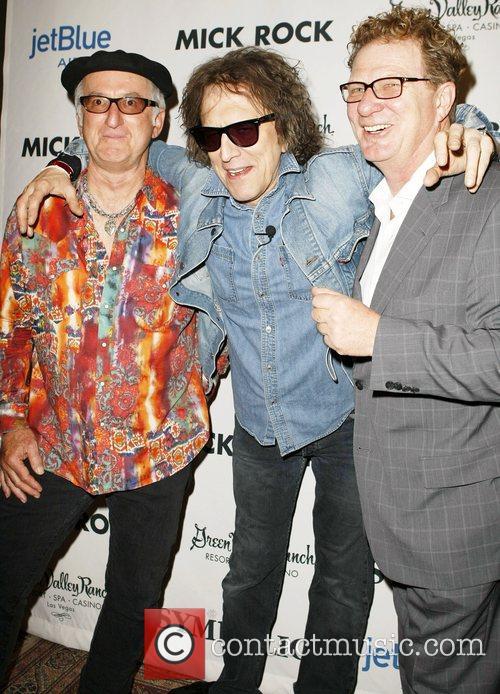 Robert M. Knight and Mick Rock 1