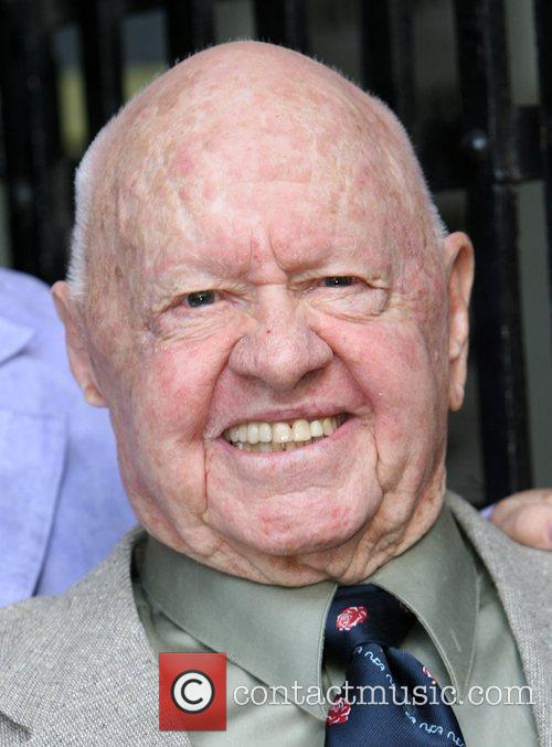 Mickey Rooney Has Died