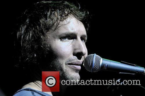 Performing at MIDEM 2008 for the launch of...