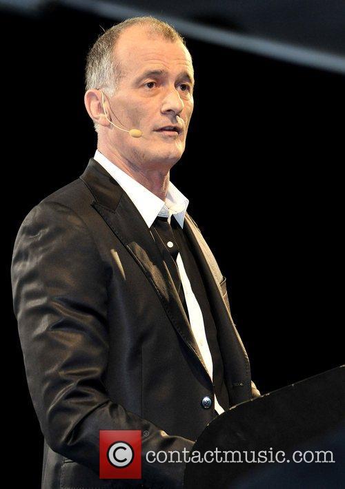 Ray Cokes TV presenter, Ray Cokes, hosts the...