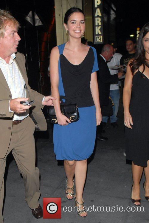 Katie Lee out and about in Midtown Manhattan...