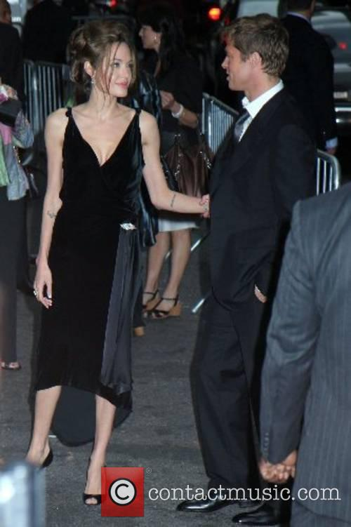 Angelina Jolie, Ziegfeld Theatre