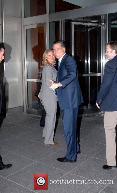 Celebrities arrive at 'The Morning Show With Mike...