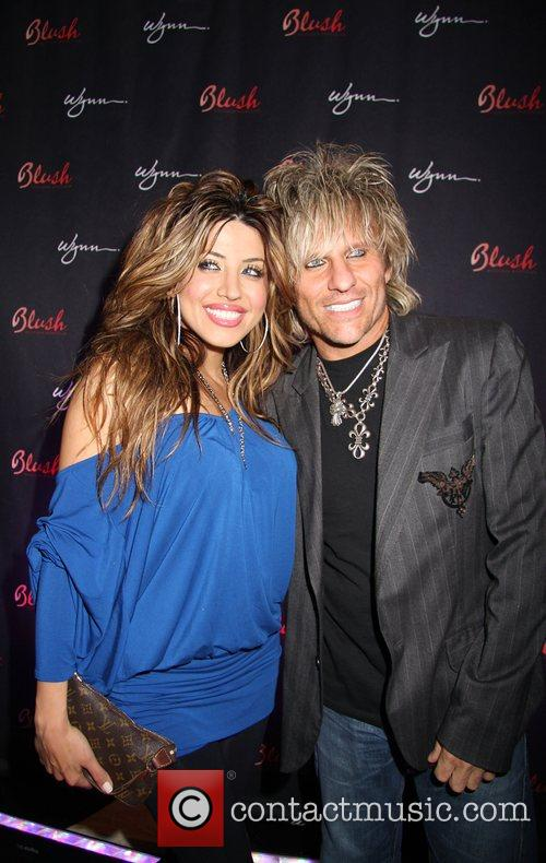 Leyla Razzari and C. C. DeVille Mike Esterman's...