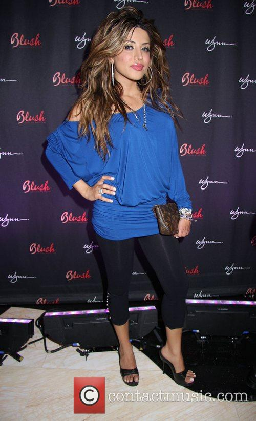 Leyla Razzari Mike Esterman's Birthday Bash at Blush...