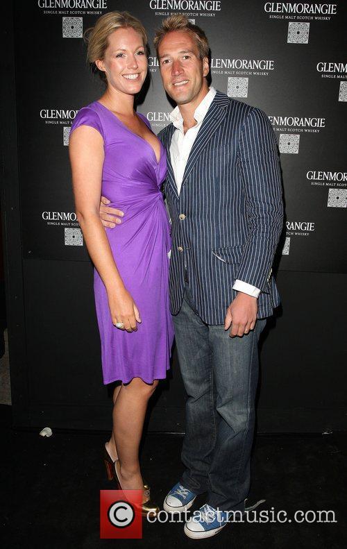 Ben Fogle and Marina Fogle Glenmorangie 5 Senses...