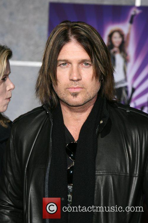 Billy Ray Cyrus and Walt Disney 3