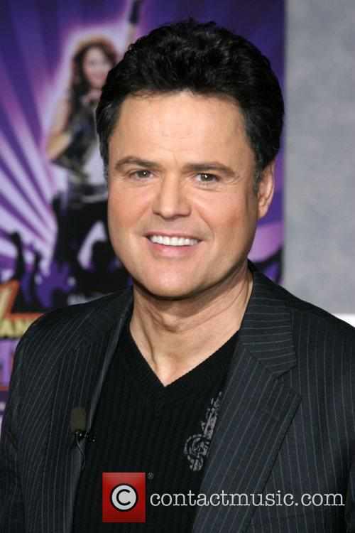 Donny Osmond and Walt Disney 4