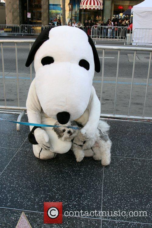 Snoopy and Walt Disney 1