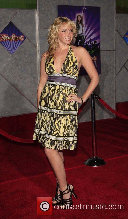 Jennifer Tisdale and Walt Disney 5