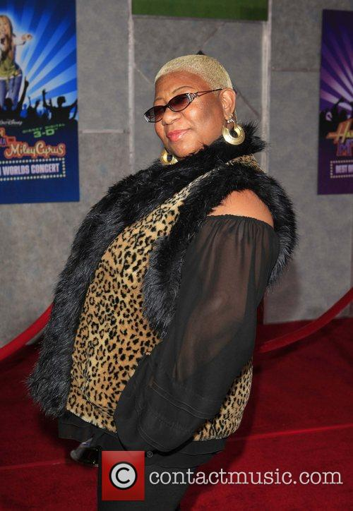Luenell Campbell and Walt Disney 1