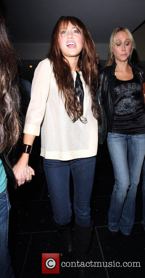 Arriving at the Beverly Center Shopping Mall