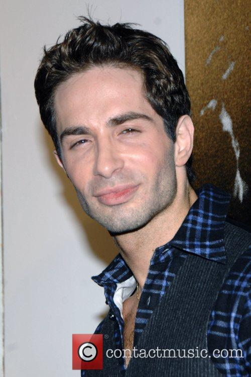 Michael Lucas  attends Russell Young's