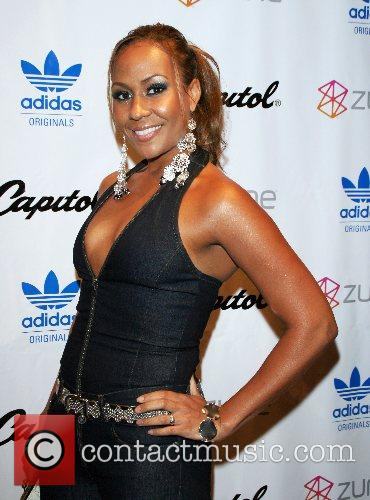 Mims and Adidas host a Pre-BET Awards party...