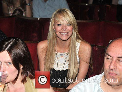 Liz McLarnon attends the Minnie Driver intimate concert...