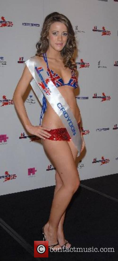 Nicola Tappenden (Croydon),  Miss Great Britain finalists...