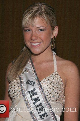 Amanda Noel Pelletier Welcome reception for Miss Teen...