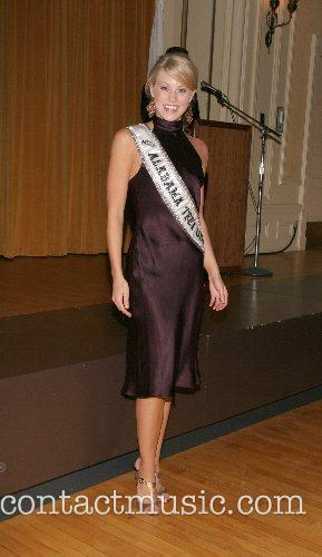 Canden Bliss Jackson Welcome reception for Miss Teen...