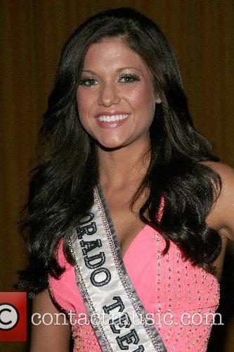Hilary Carol Cruz Welcome reception for Miss Teen...
