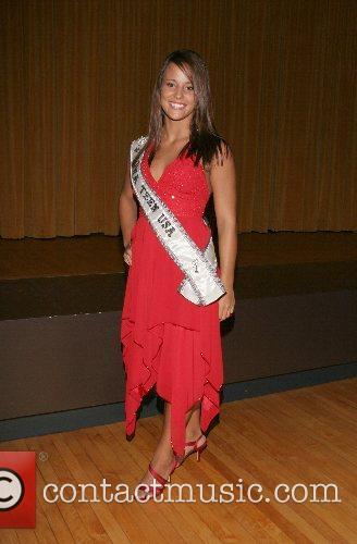 Dakota Crosswhite Welcome reception for Miss Teen USA...