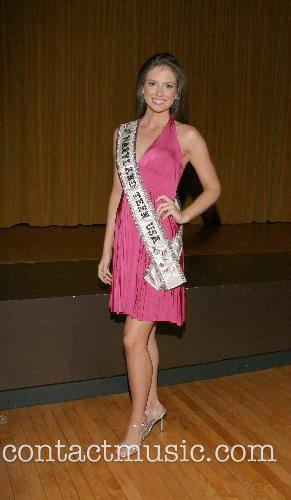Allison Farrow Welcome reception for Miss Teen USA...