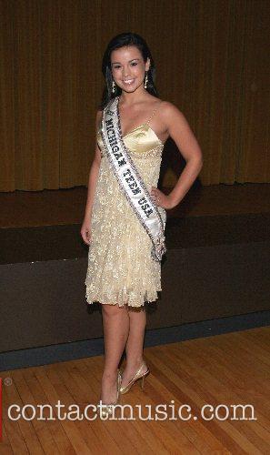 Caitlin Klug Welcome reception for Miss Teen USA...
