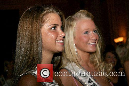 Kaitlin Coble and Olivia Hubbard Welcome reception for...