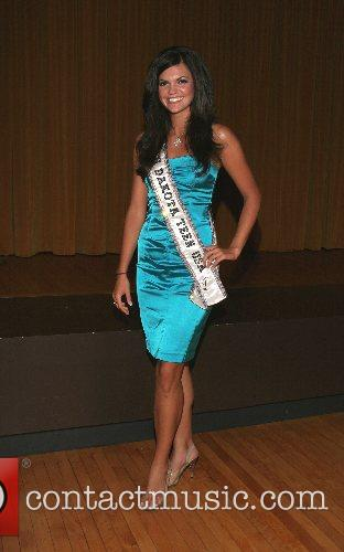 Kari Schull Welcome reception for Miss Teen USA...