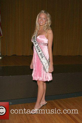 Olivia Hubbard Welcome reception for Miss Teen USA...