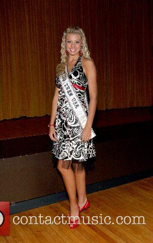 Krista Anne McNeal Welcome reception for Miss Teen...