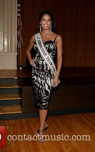 Macy Paterese Erwin Welcome reception for Miss Teen...