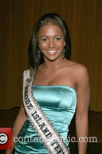 Rochelle Rose Welcome reception for Miss Teen USA...