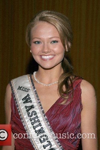 Shalane Larango Welcome reception for Miss Teen USA...