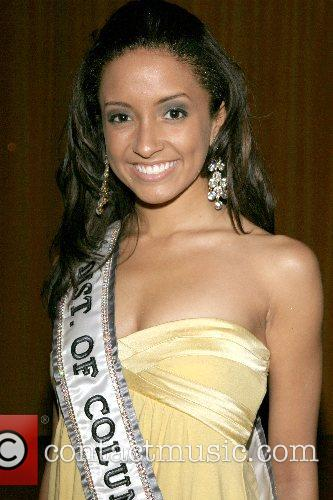Jasmine Alexis Welcome reception for Miss Teen USA...