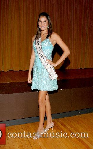 Jaymie Stokes Welcome reception for Miss Teen USA...