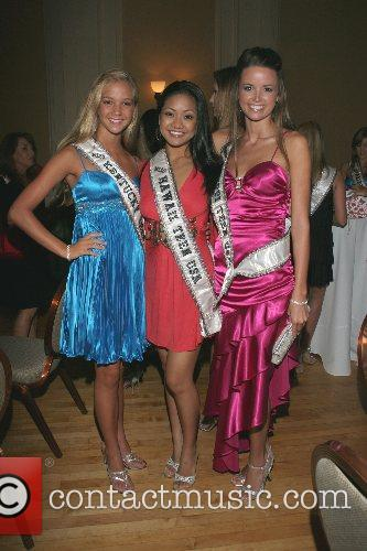 Katrina Marie Giannini, Serena Karnagy and Anne Elise...