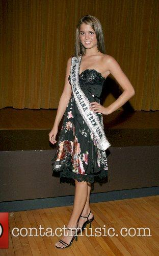 Kaitlin Coble Welcome reception for Miss Teen USA...