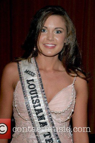 Logan Brook Travis Welcome reception for Miss Teen...