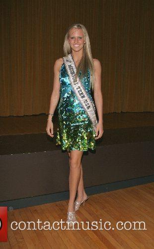 Lauren Petersen Welcome reception for Miss Teen USA...