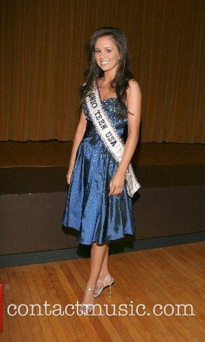 Rachel Epperly Welcome reception for Miss Teen USA...