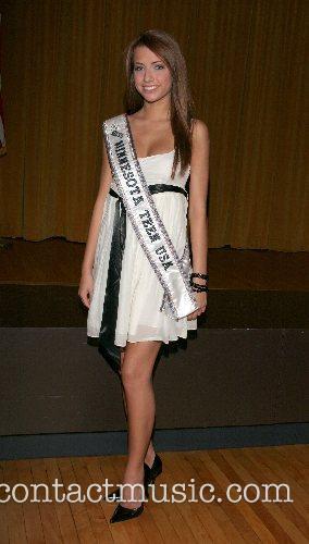 Vanessa Marie VonBehren Welcome reception for Miss Teen...
