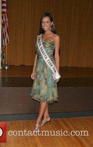 Taylor Kearns Welcome reception for Miss Teen USA...