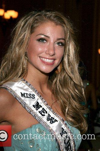 Tatiana Pallagi Welcome reception for Miss Teen USA.