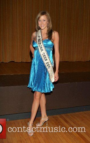Tiffany Danielle Martin Welcome reception for Miss Teen...