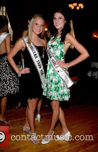 Victoria Tomlinson and Kelsey Brigel Welcome reception for...