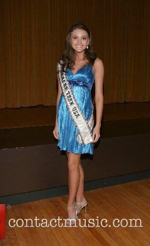 Tiffany Greenstreet Welcome reception for Miss Teen USA...