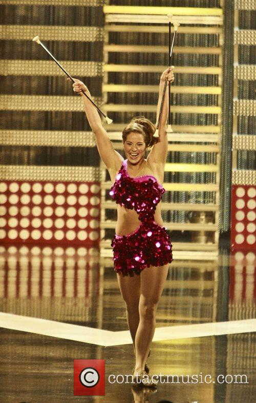 Miss America 2008 Pageant Preliminary at Planet Hollywood...